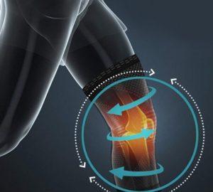 PentagonFit Knee Compression Sleeves