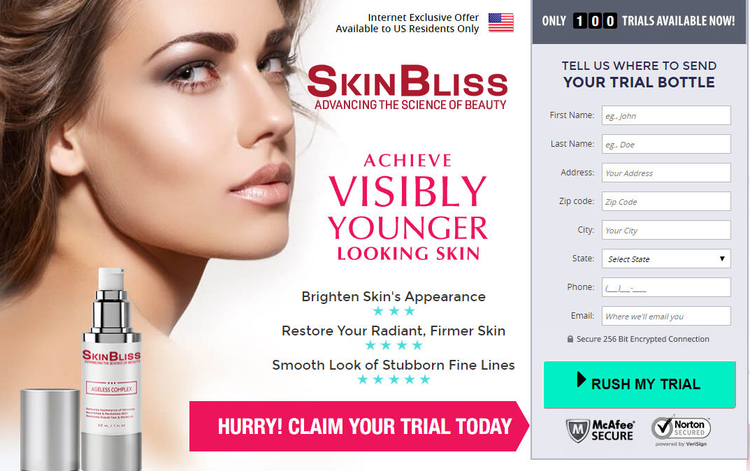 SkinBliss Ageless Complex