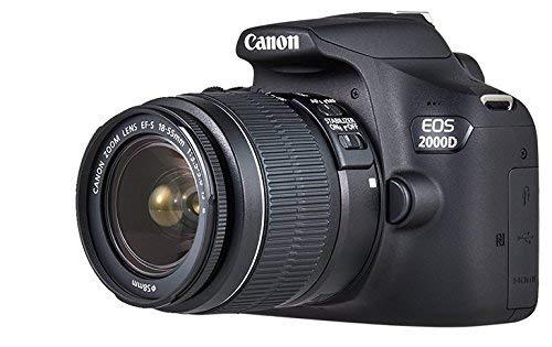 Canon Eos 2000D Camera