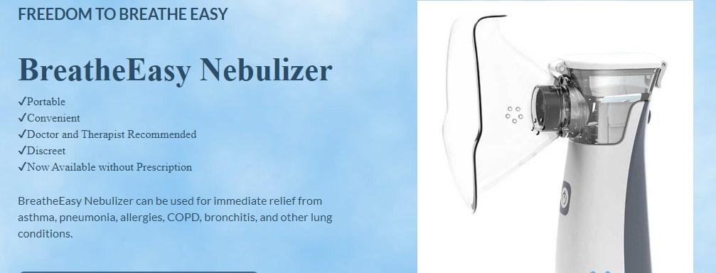 BreatheEasy Nebulizer Price