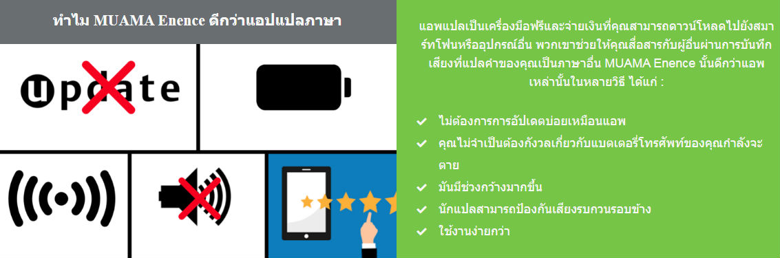 Muama Enence Reviews Thailand