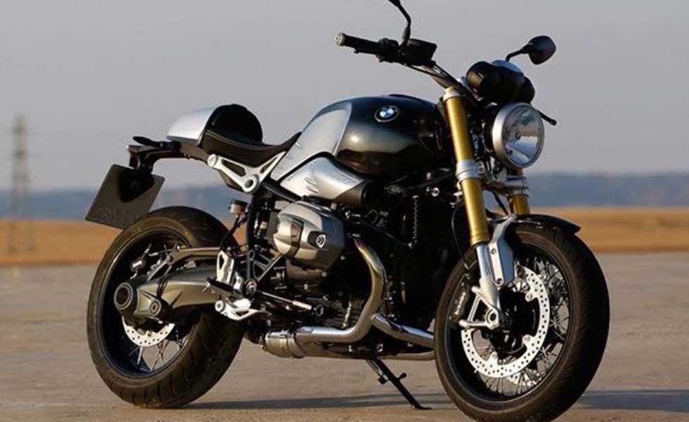 BMW R nineT: BMW's retro-styled roadster