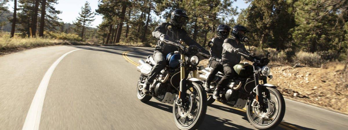 What Motorbike Weight Should Beginners Choose?
