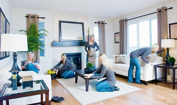 There are many home cleaning services available near