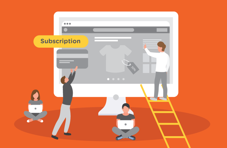 All About eCommerce Subscription