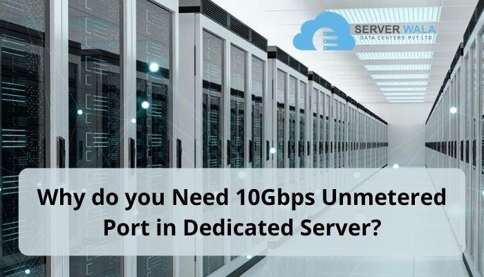 10Gbps Dedicated Server