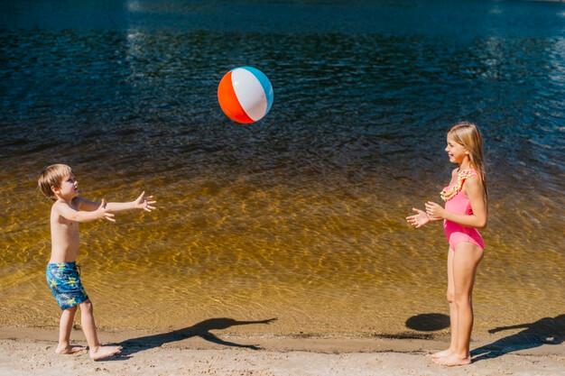 Best Summer Activities For Kids Under Five