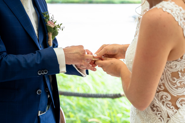Awe-Inspiring Wedding Ring for the New Age Men