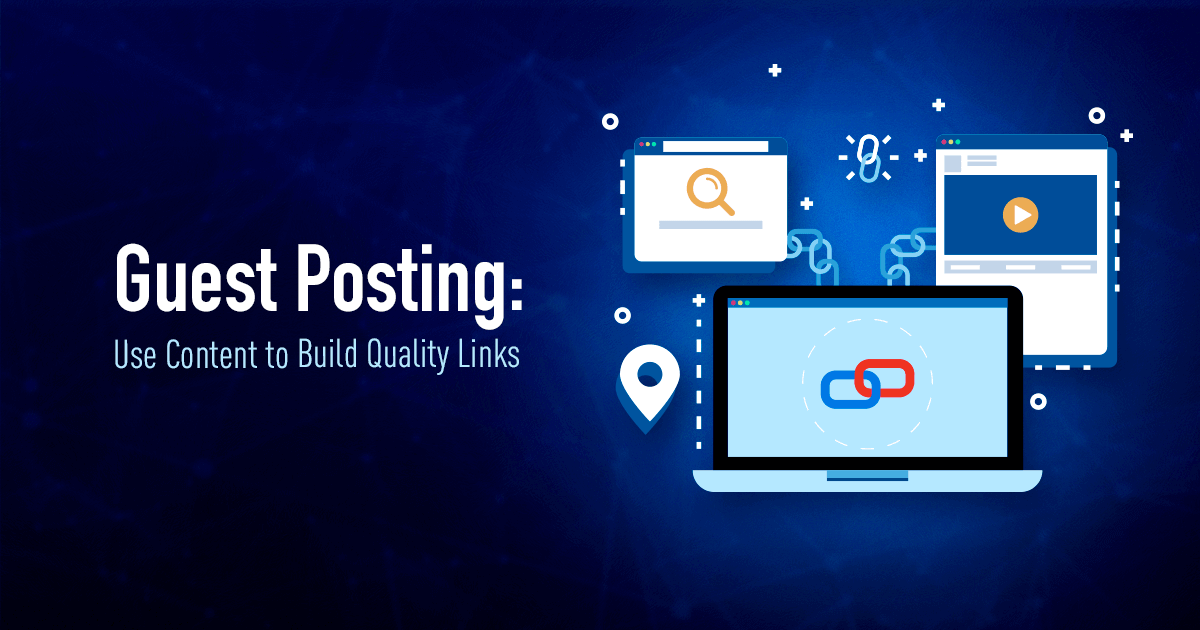 How to create guest posting a key marketing strategy for your small business?