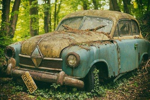 6 Benefits of Using A Scrap Car Removal Service
