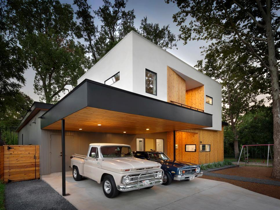 Four Reasons Why Carports Are Better Than Garages