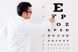 A CHECK FOR THE EYES KEEPS THE DOCTOR AWAY