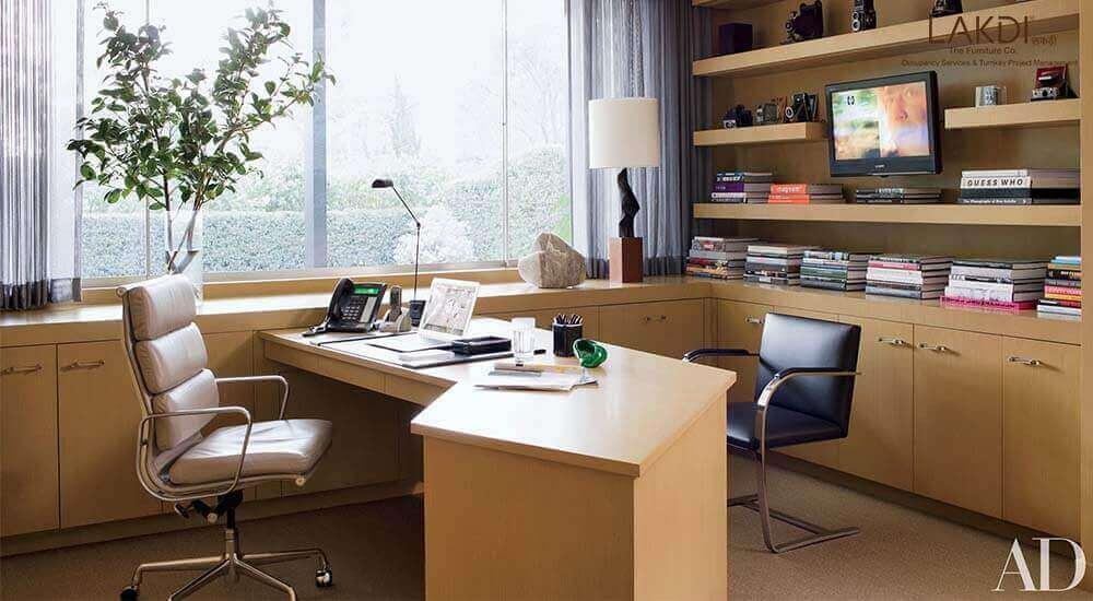 Eight Reasons to Set Up a Home Office