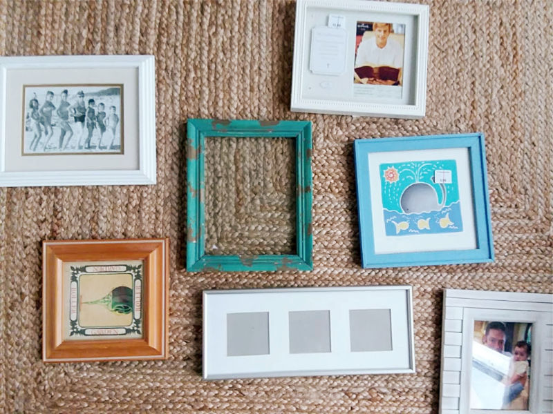 Learn to Utilize Picture Frames in More Innovative Ways